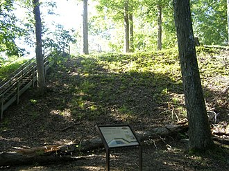 Shiloh Indian Mounds Site - Image: Indian Mounds NHL P9121110