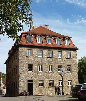 Alte Schule in Ingelfingen