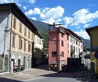 Cedegolo - Certer town of Cedegolo