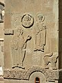 Insel Akdamar Աղթամար, armenische Kirche zum Heiligen Kreuz Սուրբ խաչ (um 920) (40378081392).jpg