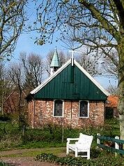 The old island church on Spiekeroog