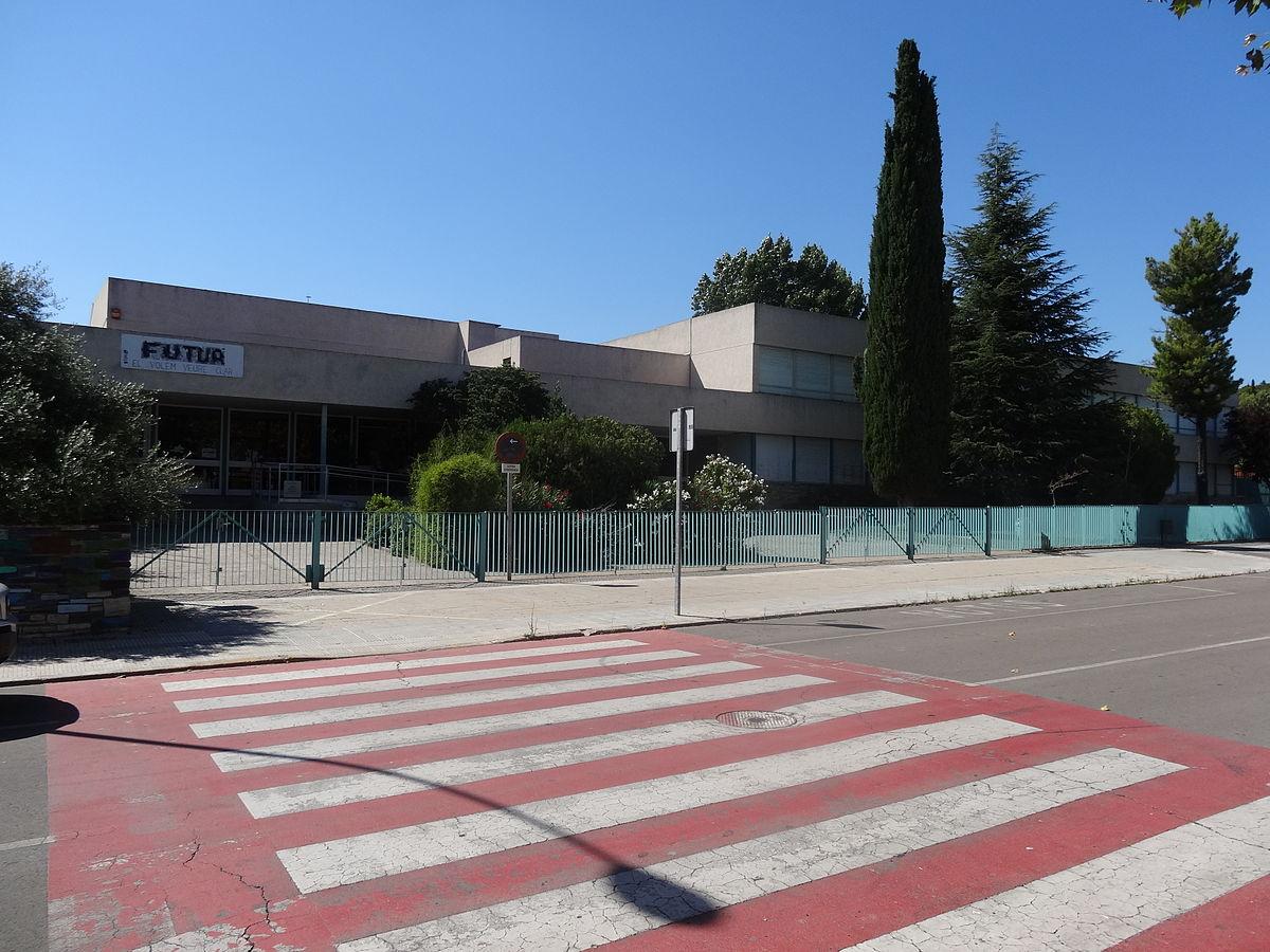 Institut Pere Vives i Vich - Viquipèdia, l'enciclopèdia lliure