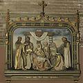 Interieur, kruiswegstatie- Jezus wordt van het kruis genomen - Sappemeer - 20399370 - RCE.jpg