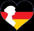 Interwiki Women German logo.png