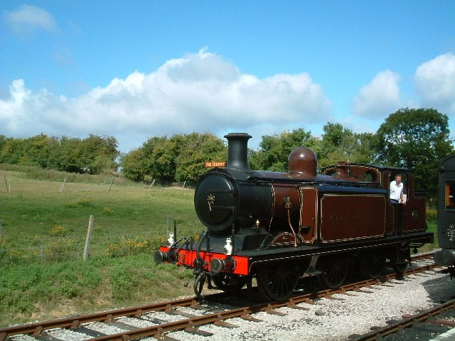 IoW Steam Railway 69199