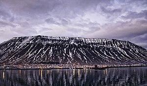 Ísafjarðarbær - Image: Isafjordur 2009