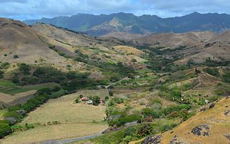 Ra Province - Isolated farming community in the Ra Province