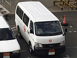 Isuzu como, 1st gen, early model, JAL vehicles.jpg