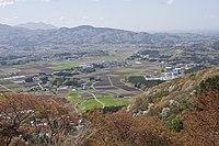 Iwase Basin from Mt.Takamine 04.jpg