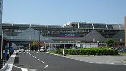 Izumisano station east entrance.jpeg