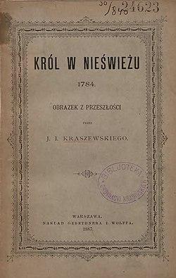 Król W Nieświeżucałość Wikiźródła Wolna Biblioteka