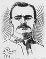 J. W. Jones, Advertiser sketch, 1895.jpg