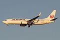 JAL Express B737-800(JA313J) (8397146208).jpg
