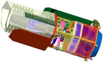 Joint Dark Energy Mission - JDEM design proposal