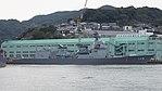 JS Asahi(DD-119) at Mitsubishi Heavy Industries Nagasaki Shipyard November 25, 2017 02.jpg