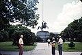 Jackson Square, Heart of the French Quarter, New Orleans, June 1958.jpg