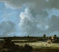 Jacob van Ruisdael - View of Haarlem - Rose-Marie and Eijk van Otterloo.jpg
