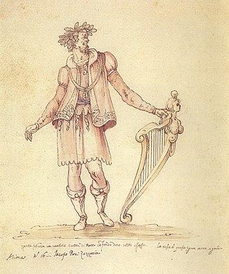 Jacopo Peri - Jacopo Peri