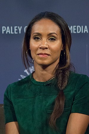 Hawthorne (TV series) - Image: Jada Pinkett Smith at NY Paley Fest 2014 for Gotham