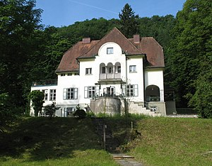 Jagdschloss - Jagdschloss Wolfstein in Kochholz