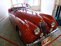 Jaguar XK120 Roadster (8512851905).jpg