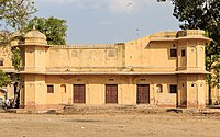 Jaipur 03-2016 18 Jaleb Chowk at City Palace.jpg