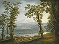 Jakob Philipp Hackert - Veduta di Piedimonte (1800).jpg