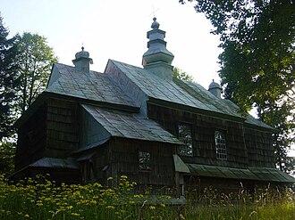 Jałowe - Formerly Greek Catholic, currently Roman Catholic church