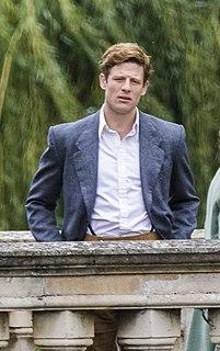 James Norton (actor) English actor