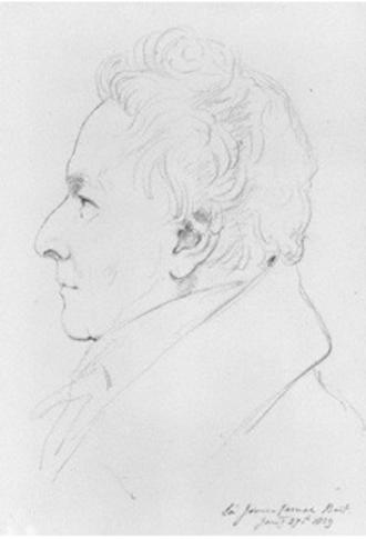 James Rivett-Carnac - James Rivett Carnac by Francis Leggatt Chantrey (1839)