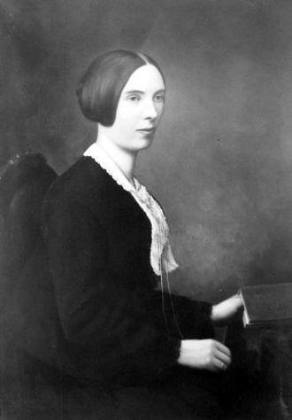 Jane Deans - Portrait of Jane Deans