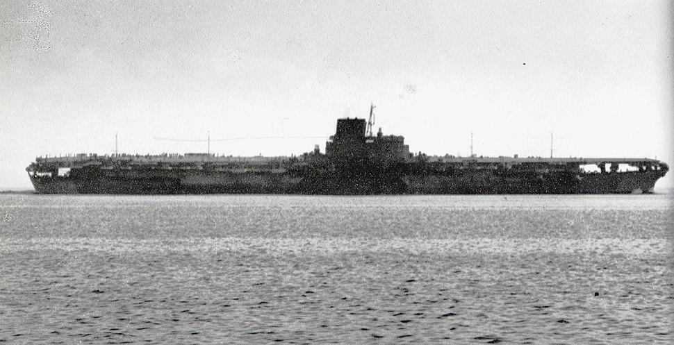 Japanese aircraft carrier Shinano