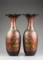 Japanska vaser, 1800-tal - Hallwylska museet - 100918.tif