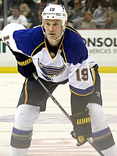 Jay Bouwmeester Canadian ice hockey player