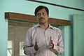 Jayanta Nath Speaks - Wikimedia Meetup - AMPS - Kolkata 2017-04-23 6809.JPG