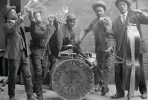 Texas-Musica-Jazzing orchestra 1921