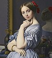 Jean-Auguste-Dominique Ingres - Comtesse d'Haussonville - Cropped for DYK.jpg