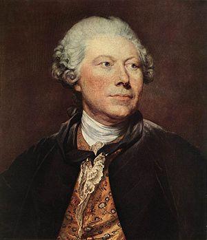 Johann Georg Wille