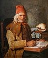 Jean-Jacques Monanteuil - Le vieux maître d'école.jpg