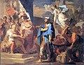 Jean Antoine Th. Giroust - L'historien Juif Flavius Josèphe Délivré À Rome De Ses Fers.jpg