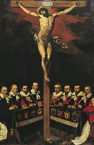 Capitoul - Portrait of the Capitouls Named by Writ of Parliament, 28 November 1622, by Jean Chalette.