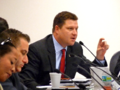 Jeffrey Brandes gestures while questioning a presentation panel before the committee.png