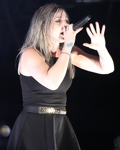 Picture of a band or musician: Jen Ledger