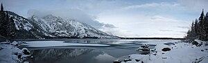 Jenny Lake - Image: Jenny Lake