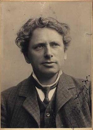 Jeppe Aakjær - Jeppe Aakjær 1908
