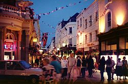 St. Helier Sommerabend 1995