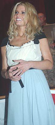 Jessica Simpson (Julho de 2005)