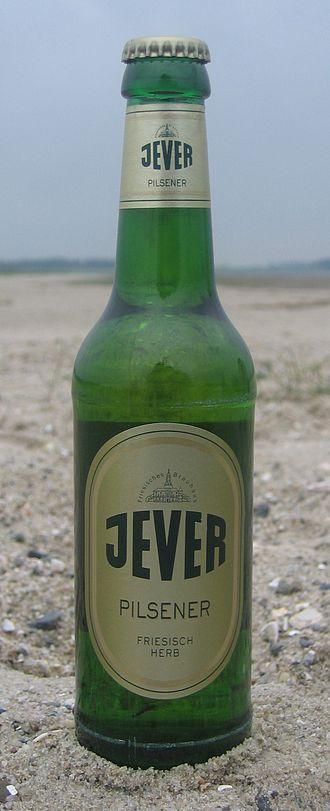 Jever - Image: Jever Bottle