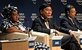 Jiang Jianqing, 2009 World Economic Forum on Africa.jpg