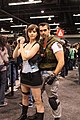 Jill and Chris WonderCon 2012.jpg